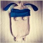 Конверт для новорожденного летний